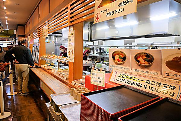 道の駅「掛川」レストラン