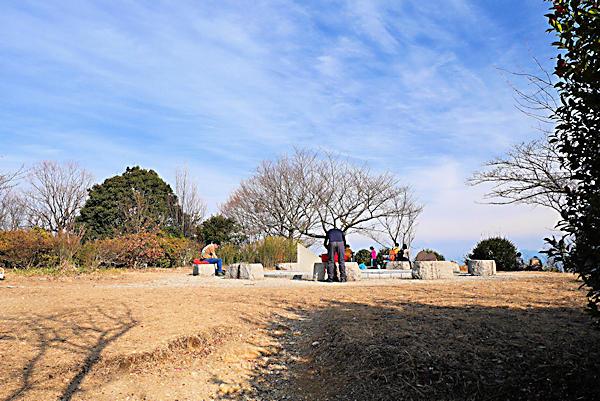 20190224二上山 (9)雌岳山頂