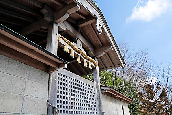 20190202二上山_雄山 (3)葛木二上神社