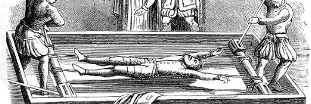 八つ裂きの刑