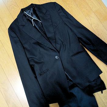 No.0067 スーツ一式│青山